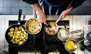 """""""Uvařte"""" si svůj sen a jděte po stopách slavných šéfkuchařů."""