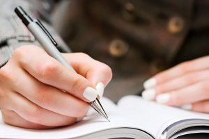 Pište, pište, pište! … aneb jak začít psát knihu?